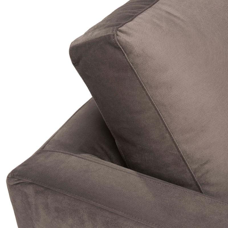 Canapé d'angle 3 places 281x215x87 cm - image 52257
