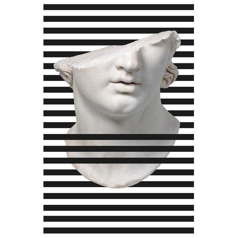 Quadro 100X3X150 Metacrilato Bianco Nero - image 52268