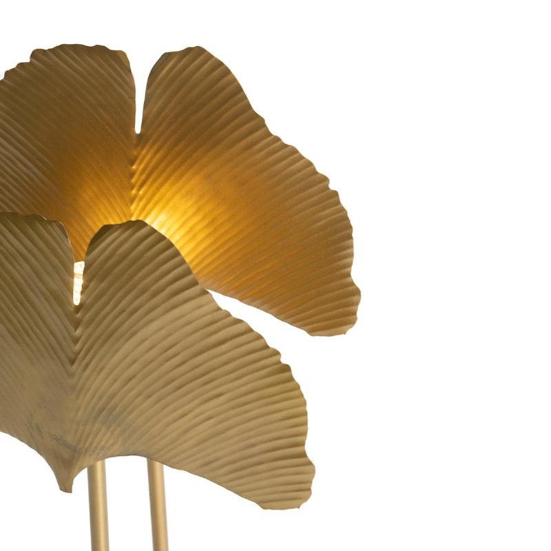 Table Lamp 30X20X58 Metal Golden - image 52665