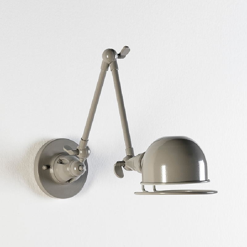 Wall Lamp 14X70X27 Metal Grey - image 52913