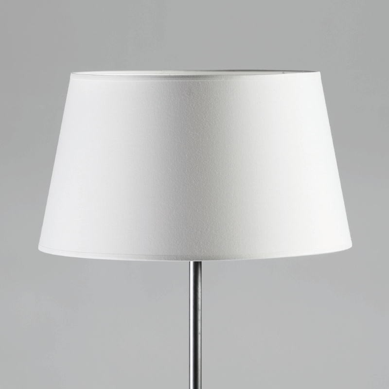 Lampshade 45X35X26 Cotton White - image 53133