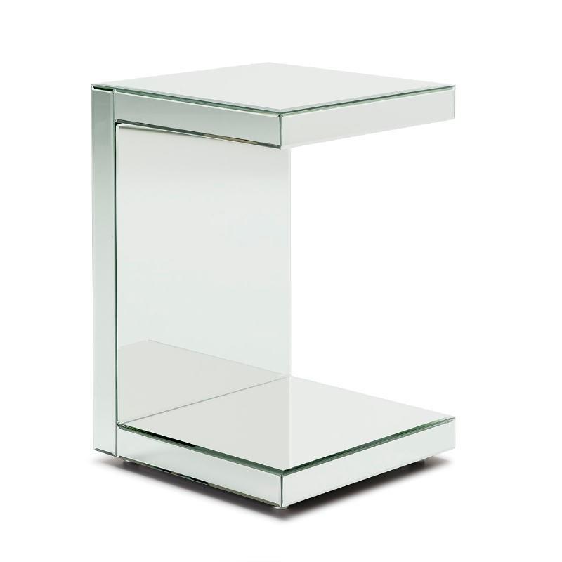 Auxiliary Table 40X40X60 Mirror