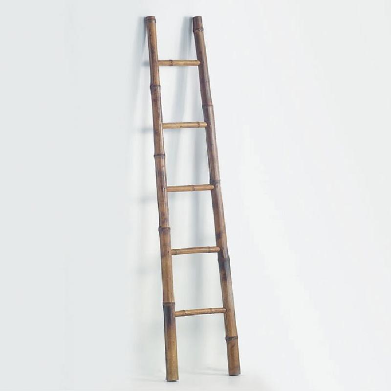 Leiter 30X7X150 Bambus Brown - image 53325