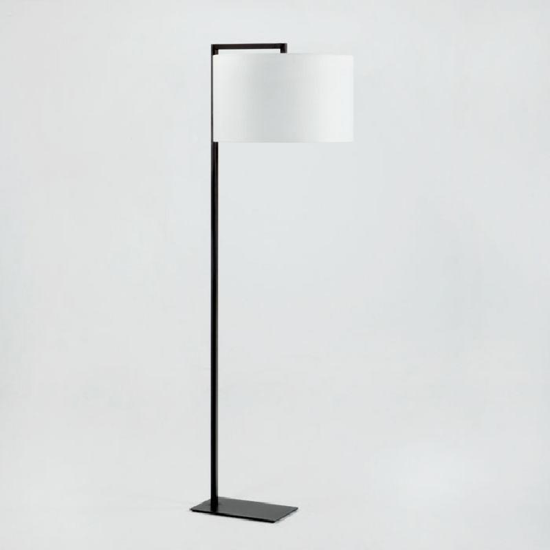 Lampada A Stelo Senza Paralume 20X35X170 Metallo Marrone