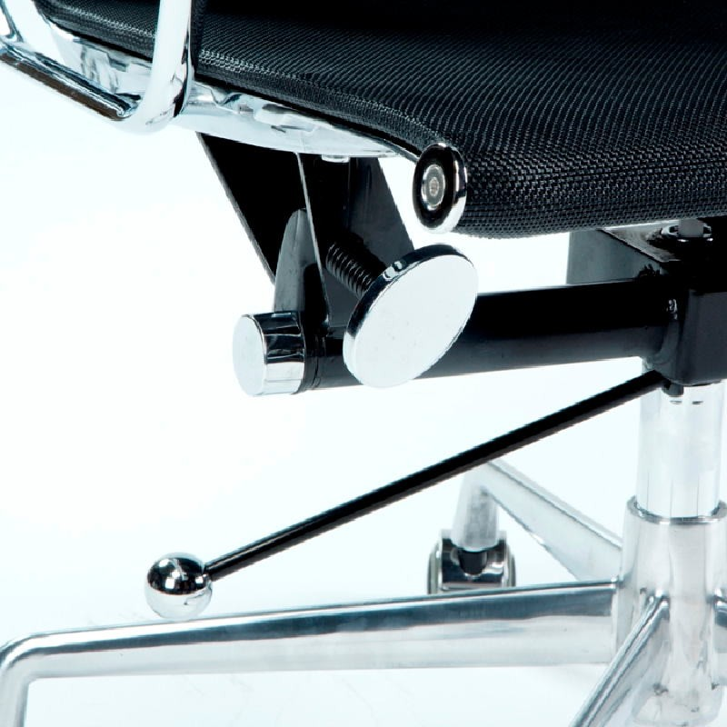 Dispatch Chair 58X64X89/97 Metall/Mesh Schwarz - image 53422