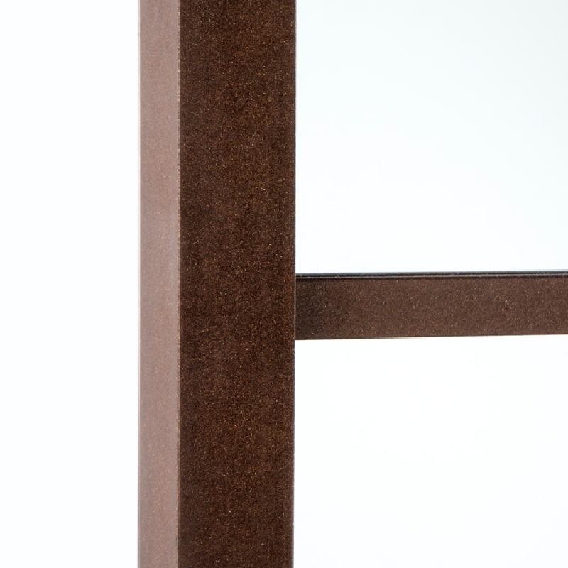 Mirror 100X4X132 Lacquer Mdf Rust - image 53675