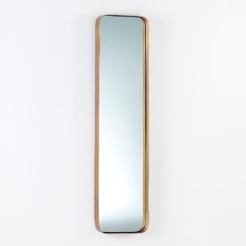 Spiegel 30X5X120 Metall Golden
