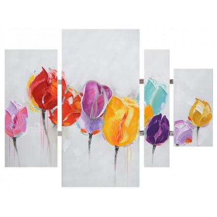 Pinturas florales
