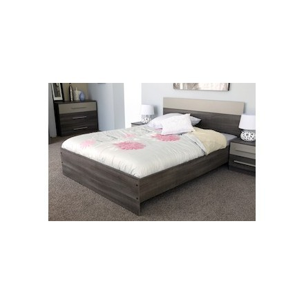 Beds, drawers, bedside tables
