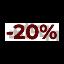 Grand Standing Gioco QR-code per vincere una cedola del 20% a causa di un ordine su tutto il negozio techneb