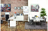 Discover all our moods and staging : contemporary office