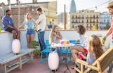 Scopri tutti i nostri stati d'animo e la messa in scena : RoofTop Party